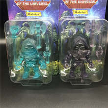 Skeletor model toy set The Universe The Loyal Subjects Comic Contains weapons axes swords Best collection gift
