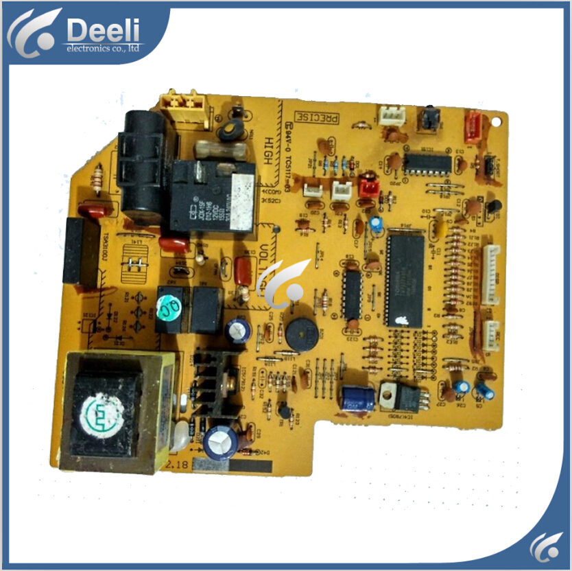 95% new for air conditioning Computer board KFR-35GW GLZ-NV09M-16 control board indoor air conditioning parts mpu kfr 35gw dy t1 computer board kfr 35gw dy t used disassemble