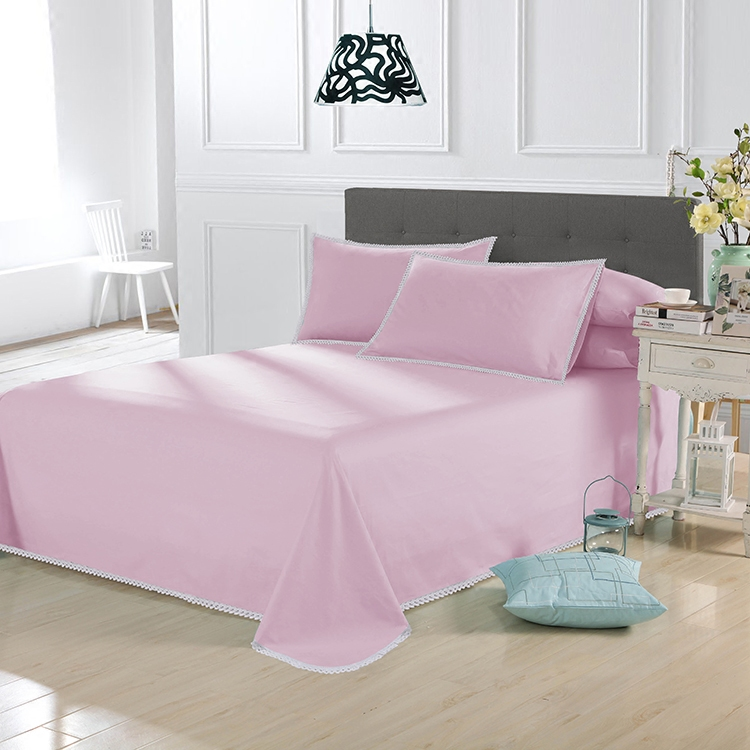 Hotel Luxury Bed Sheet Set Top Quality Softest Bedding Wrinkle \u0026 Fade Resistant (1 Bed Sheet +2 Pillowcases)-in Bedding Sets from Home \u0026 Garden on ... & Hotel Luxury Bed Sheet Set Top Quality Softest Bedding Wrinkle ...