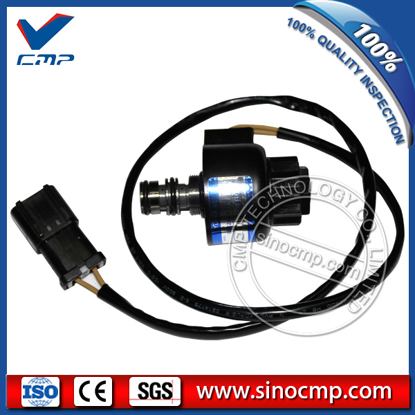 203-60-56180 Graafmachine Swing Magneetventiel voor Komatsu PC100-5 PC150-5