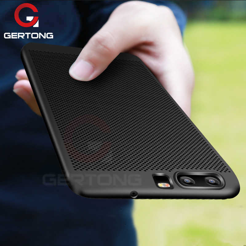 GerTong Case For Huawei Mate 10 Lite 20 P20 Pro P30 Pro P10 P9 Lite P8 Lite 2017 Cover For Honor 9 8 7X 8X Nova 3 3i Y9 10 Case