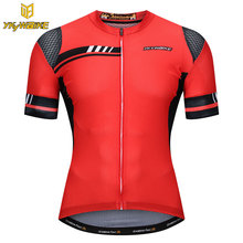 YKYWBIKE 2018 Mens Cycling Jersey Pro Team MTB Bicycle Clothing Bike Wear Clothes Shirt Maillot Roupa Ropa De Ciclismo Hombre