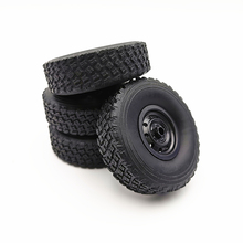 1/16 Replacement 4WD RC Vehicle electric Car Toy Wheel Tires adapter gear Off Road For WPL C34 B16 B24 B36 C14 C24 Children kid