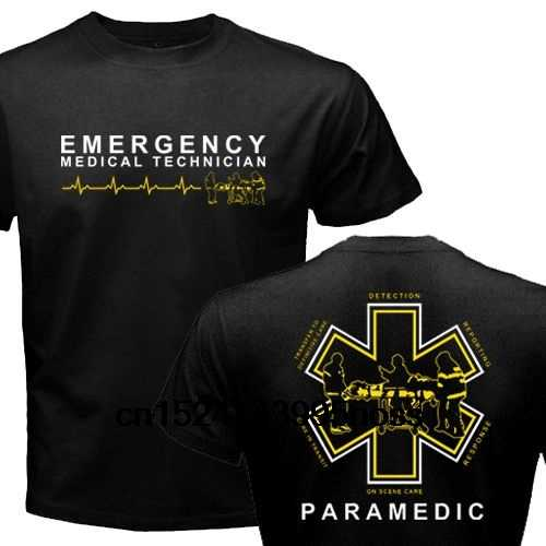 58db5d239 Detail Feedback Questions about New Proud Paramedic EMT Emergency Medical  Technician Medic Rescue Graphic T Shirt on Aliexpress.com | alibaba group