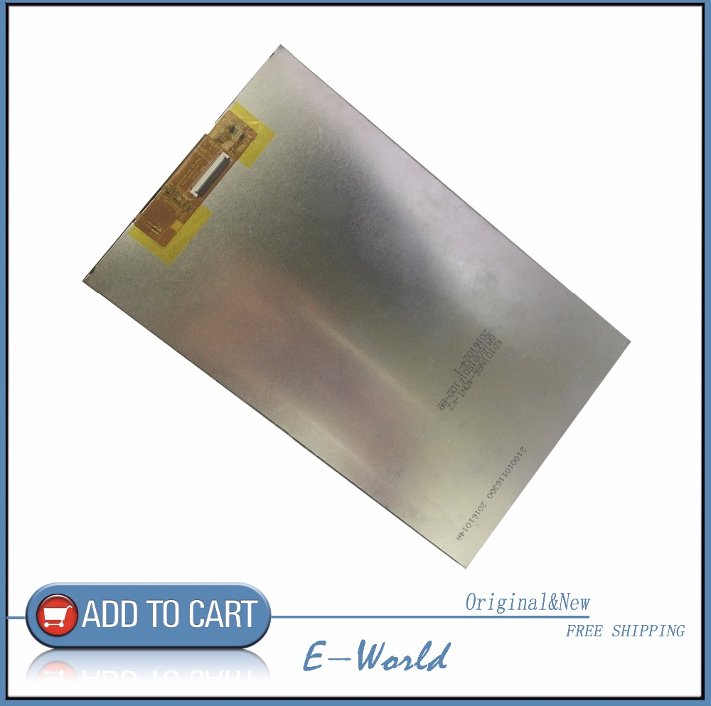 Original and New 10.1inch LCD screen KD101N66-40NI-K2 KD101N66-40NI KD101N66 for tablet pc free shipping