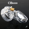 Adult male chastity device cock cage penis lock cage cb6000L sex bandage