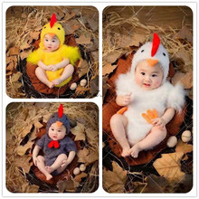 jane z ann baby chicken plush costume toddler photography props animal costumes infants hatbodysuit