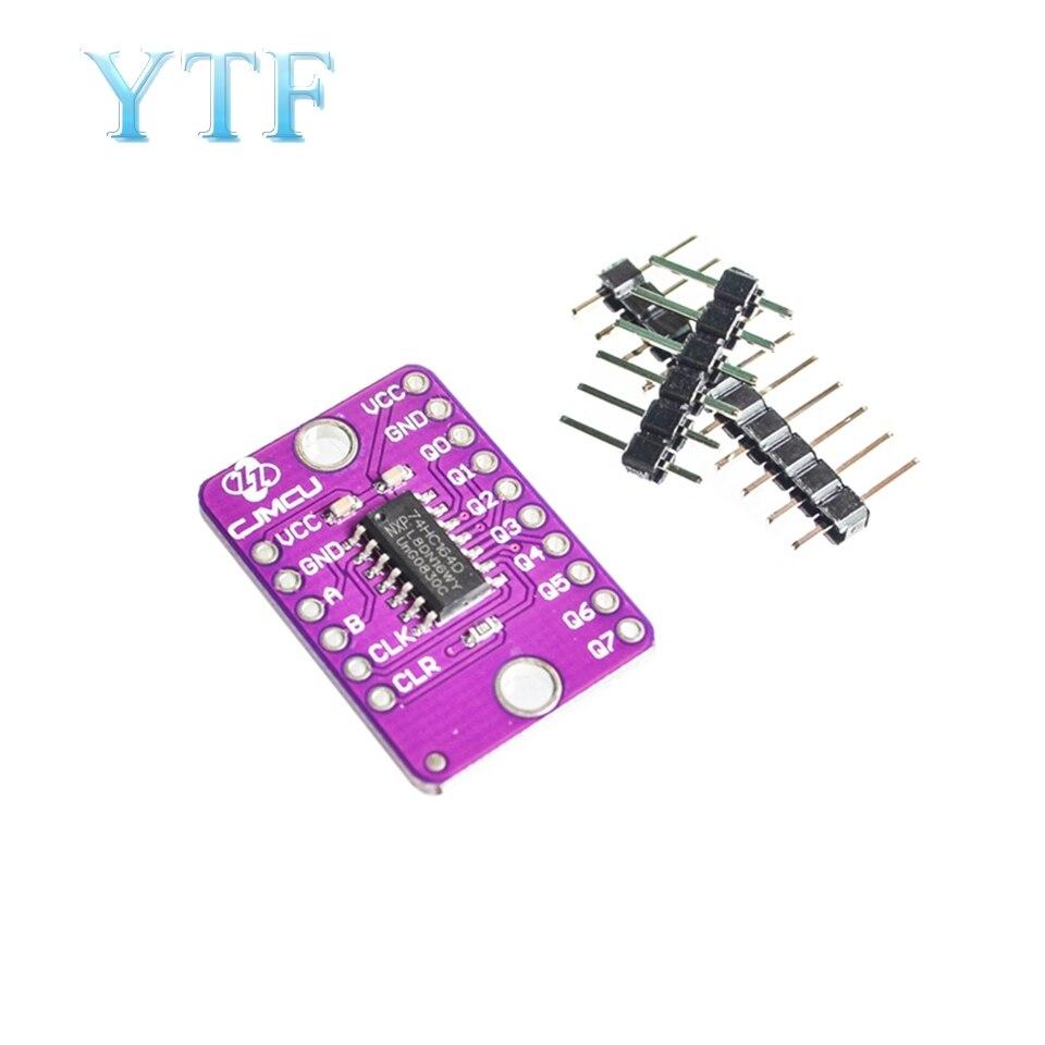 CJMCU-164 SN74HC164D 8 Bit Shift Register Module Development Board