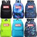 Школьная сумка Marvel для мальчиков и девочек  цветная школьная сумка с надписью «мстители» для подростков  2018