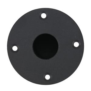 Image 5 - GHXAMP professionnel haut parleur support métal fer fond siège scène son support de montage trou plateau Base pour moins de 15 pouces haut parleur 2 PC