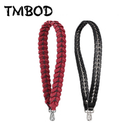 New 2019 Interchangeable Classic Knitting Genuine Leather Shoulder Strap Snake Strap You Famous Brand Strap Belts Bag j049