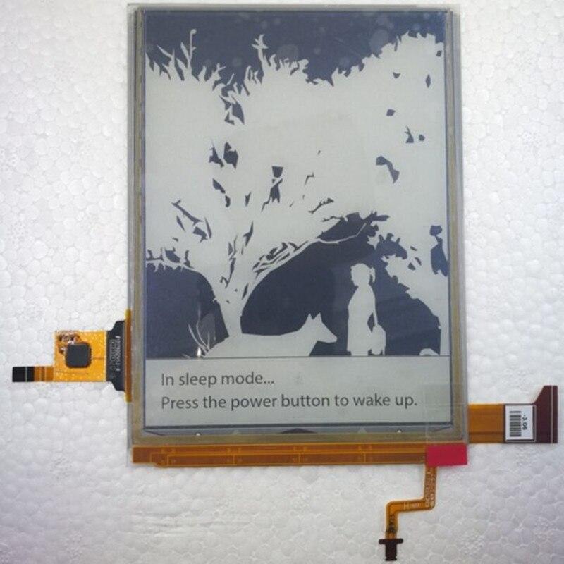 Polegada ED060XH7 6 painel sensível ao toque e display lcd Para ÔNIX BOOX Eink tela com Retroiluminação Vasco da gama De ÔNIX BOOX Vasco da gama