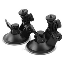 Suction Cup Mount Tripod Adapter Camera Accessories For Gopro Hero 4/3/2/HD ja 7