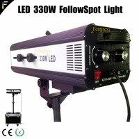 Muciscal компактный следящий прожектор луч светодиодный 330 Вт с кейс стенд свадебные светодиодный Followspot