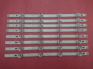 Image 3 - New 5set=40 Pieces LED backlight strip Replacement compatible for LG 39 Inch 39LB5800 390HVJ01 innotek DRT 3.0 39 A B type