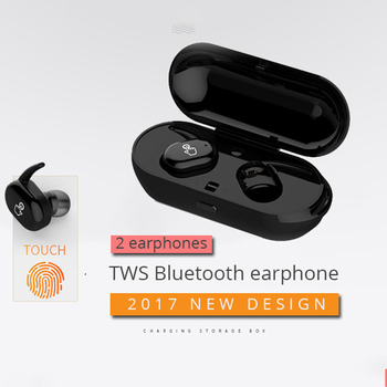 Twins True Touch Wireless Bluetooth Earphone Headset With Mic TWS Headset Airpods Mini Earbuds Earpiece With Portable Charger  remote control charging helicopter