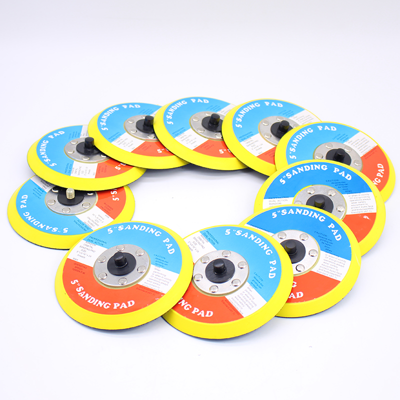 10PCS Disc Sander Parts Dia 125mm (5