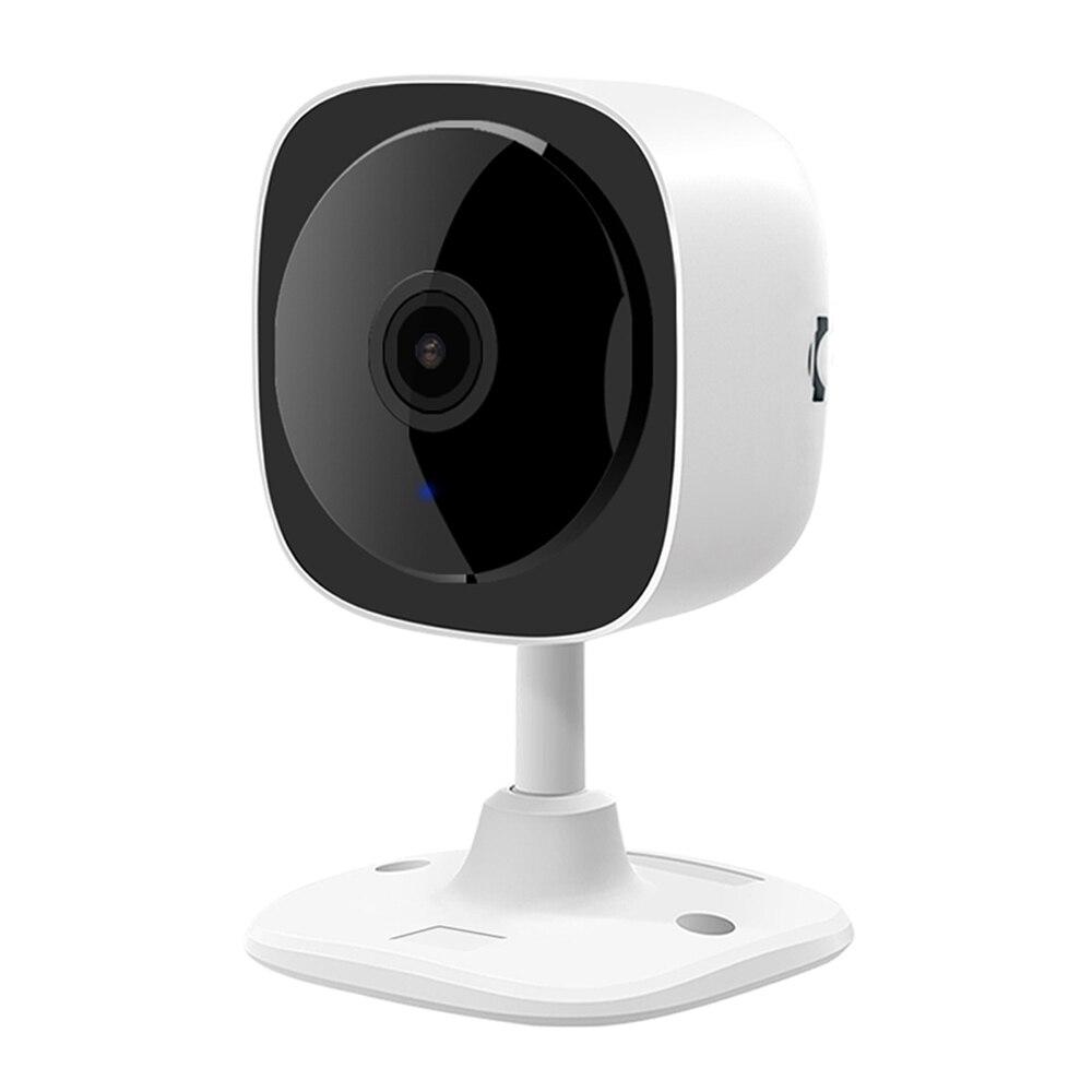 Caméra IP de sécurité à domicile HD 1080 P sans fil caméra WiFi intelligente Audio 2.0MP Surveillance de nuit moniteur bébé Mini caméra