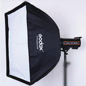 Image 1 - Godox 50x70 cm Ảnh nhiếp Ảnh phòng thu Hình Chữ Nhật Umbrella Softbox với Bowens caliber cho Speedlite Ảnh Strobe Studio