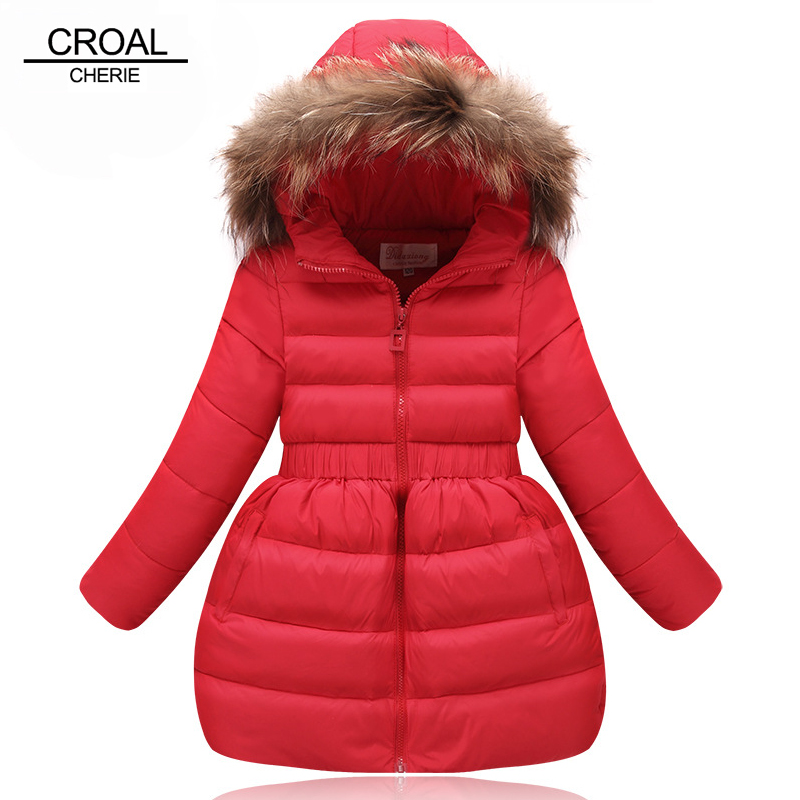 120-150cm Fashion Long Style 90% White Duck Down Coat Winter Jacket For Teenage Girls Parka Princess Real Fur Coat Outerwear