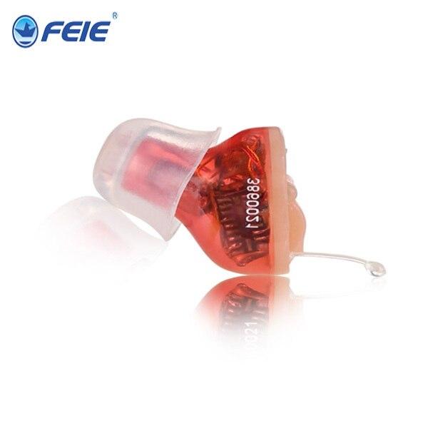 2017 Invisible Mini New sound amplifier Instant Fit hearing aid protesi acustiche digitali della in Intalian