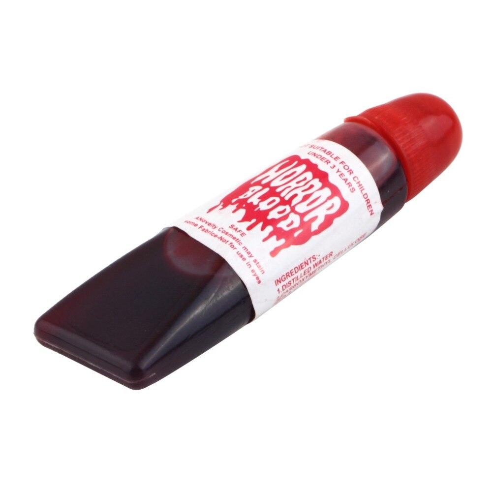 Aliexpress.com : Buy Fake Blood Gel Tube Horror fancy dress ...