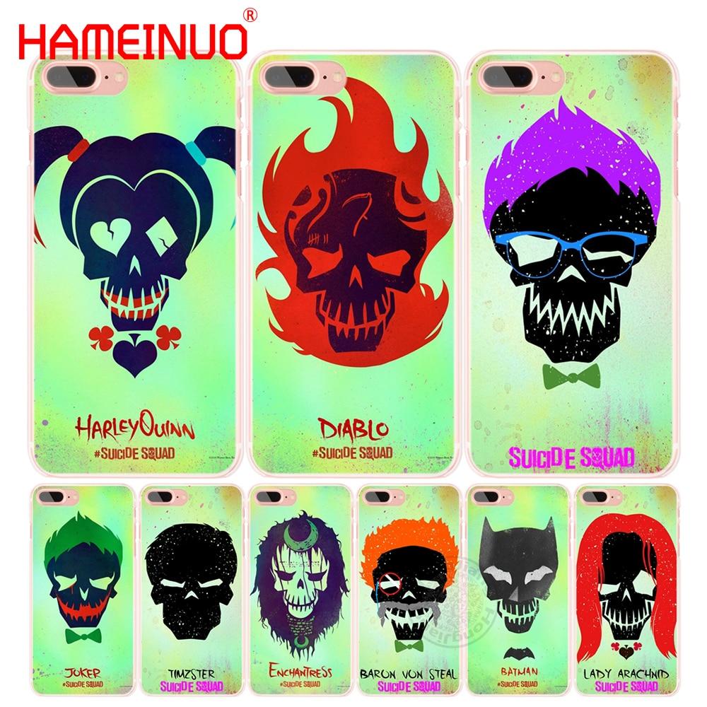 cover suicide squad iphone 6