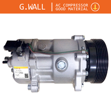 SD7V16 7V16 AC COMPRESSOR  For Car AUDI A3 TT FOR CAR SKODA Octavia VW Golf Polo Bora Caddy New Beetle Seat 1J0820803F