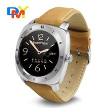 2016 Fashion life Waterproof Smartwatch DM88 Reloj Bluetooth Smart Watch For Apple IOS Android Smart Phone