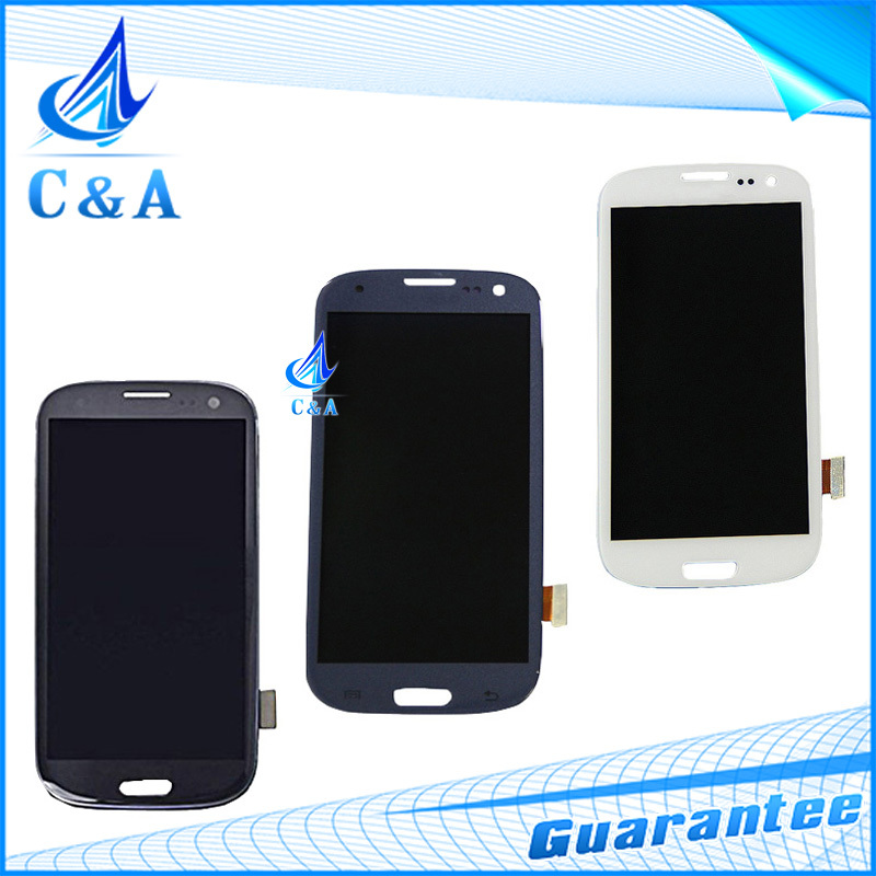 1 piece tested free shipping replacement part 4.8 screen for Samsung Galaxy S3 i9300 i9305 lcd display with touch digitizer