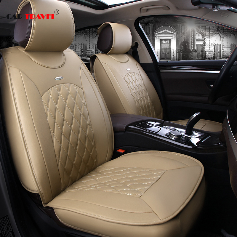 ( Front + Rear ) Special Leather car <font><b>seat</b></font> covers For Subaru <font><b>forester</b></font> Outback Tribeca heritage xv impreza legacy auto accessories