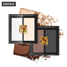 MK Professional Bronzer Powder Palette Contouring Powder Makeup Concealer Highlighter For Face Base Under Shadow Kore Cosmetics