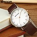 2017 moda casual para hombre relojes de primeras marcas de lujo de negocios de cuero sanda cuarzo relojes de los hombres relojes de pulsera relogio masculino