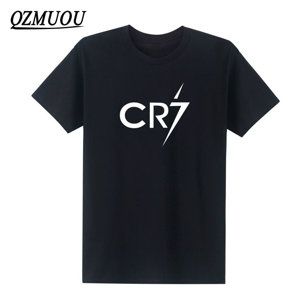 2017 new fashion men 39 s men 39 s t shirts ronaldo cool for T shirt design 2017