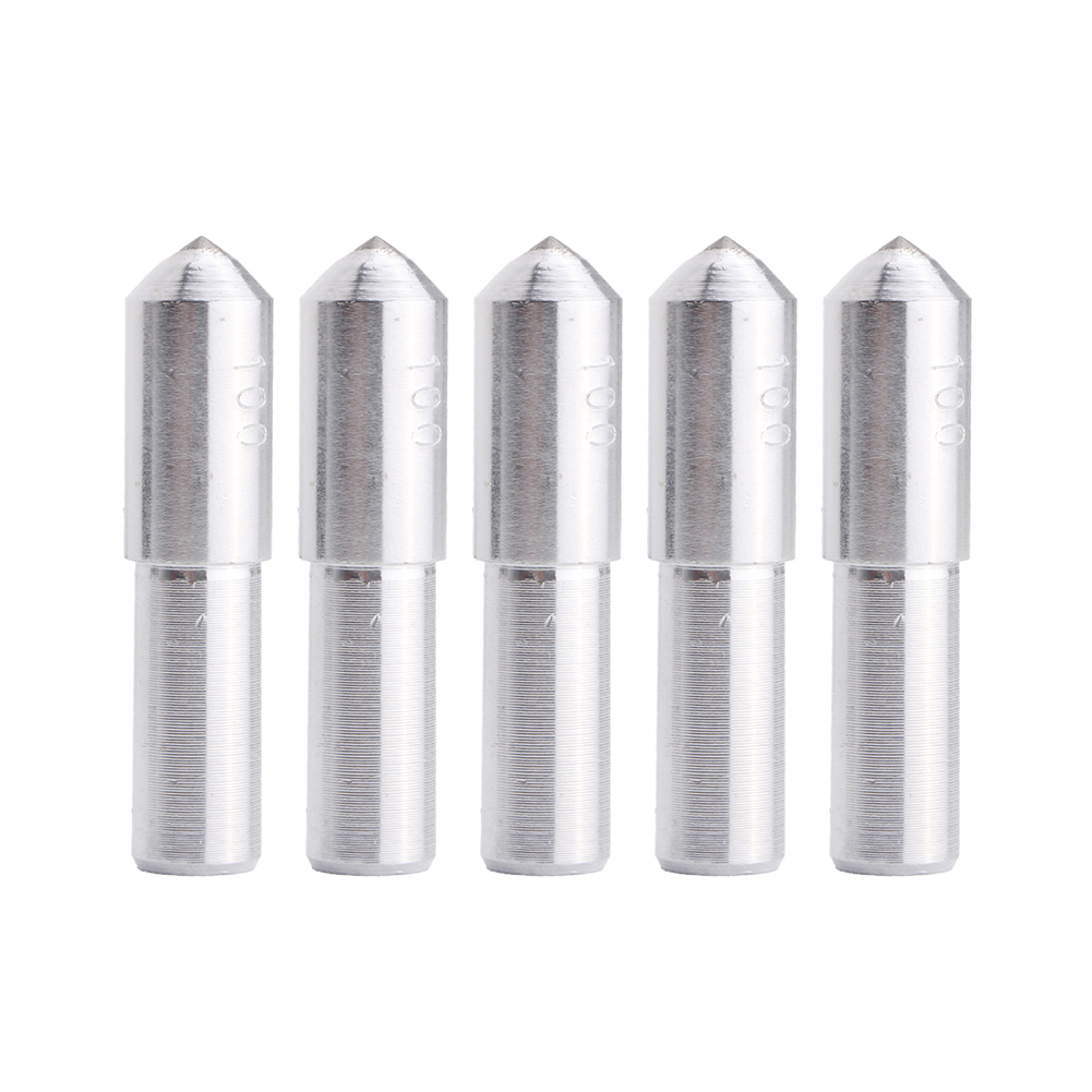 5pcs 11mm Wheel Dresser Dressing Diamond Grinding Shaping Pen Tool Metalworking