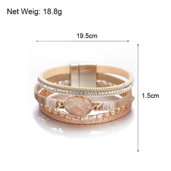 Rhinestone Bracelet size dimensions