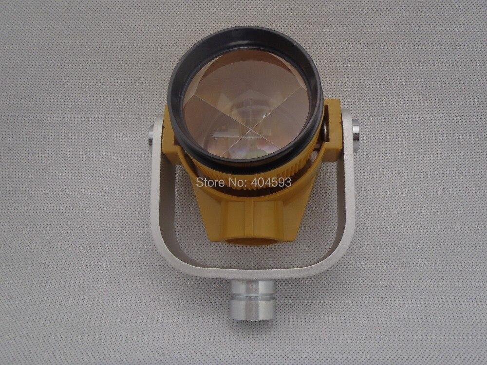 Single Prism with Bag for topcon/sokkia/nikon total station Yellow colour brand new nikon single prism prisms for nikon total station stations