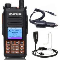 Baofeng DM X GPS Dual Band Digital DMR Walkie Talkie Ham Amateur Radio Station Transceiver DM 1702 DM 1701 DM 1801 Ham Radios