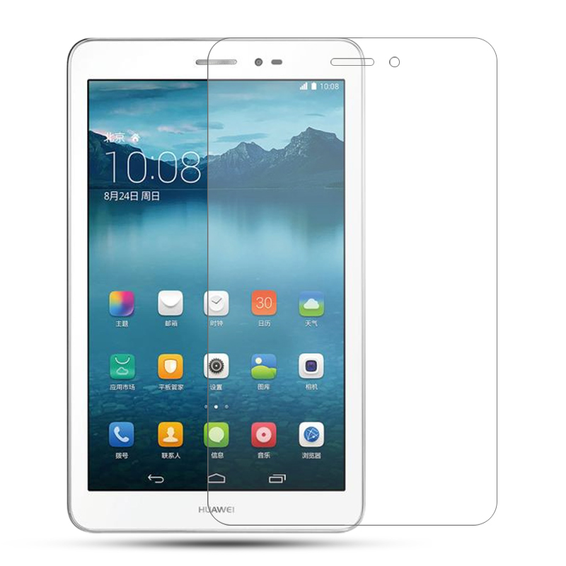 PREMIUM TEMPERED GLASS FILM LCD SCREEN PROTECTOR FOR HUAWEI MEDIAPAD T1 8.0 PRO