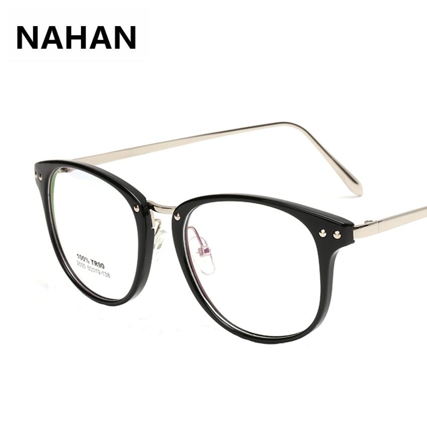 NAHAN Marke Brillen TR90 Frauen Brillen Rahmen Brillengestell Brille ...