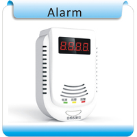 1pcs AK80 LED Sensor Warning CO Carbon Monoxide Poisoning Smoke Gas Alarm Detector Tester LED