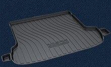 Хорошо! специальная магистральных коврики для Subaru Outback 2017-2015 прочный водонепроницаемый коврик багажника boot ковры для Outback 2016, Бесплатная доставка