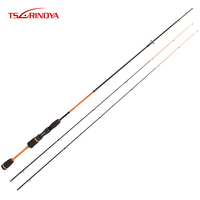 TSURINOYA JOY TOGETHER IV 1.8m UL/L SIC Guide ring Trout Spinning Rod EVA Handle Ultra Light Fishing Carbon Rod
