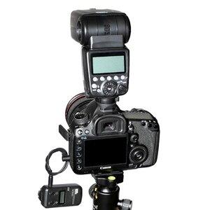 Image 3 - بكسل TW 283 الموقت اللاسلكية التحكم عن بعد مصراع الإصدار (DC0 DC2 N3 E3 S1 S2) كابل لكانون نيكون سوني كاميرا TW283