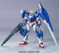 Model BANDAI 1/144 00 HG 61 Seven Swords up to 00 Seven Sword/G