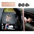 New Universal Magnetic attraction Car Air Vent Mount Holder  for iPhone iPAD Smartphone GPS