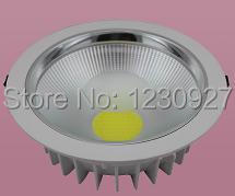 Super bright low price high quality pass CE ROHS 85-265V Warm white /cold white COB 3W 5W 7W 9W led down light ceiling light