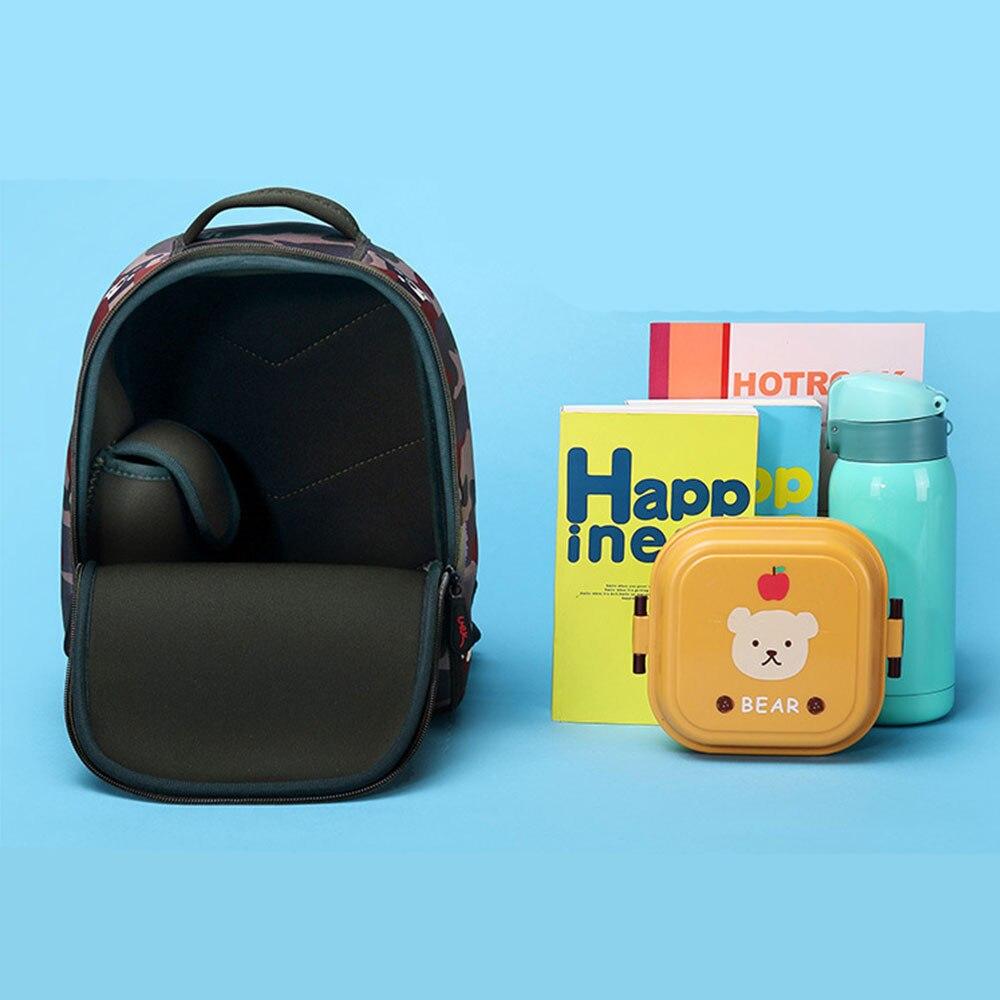 9f497abd438e Cute Kid Toddler School Bags Backpack Kindergarten Schoolbag Bear Printing  Kids Animal School Waterproof School Backpack SJ013-in School Bags from  Luggage ...