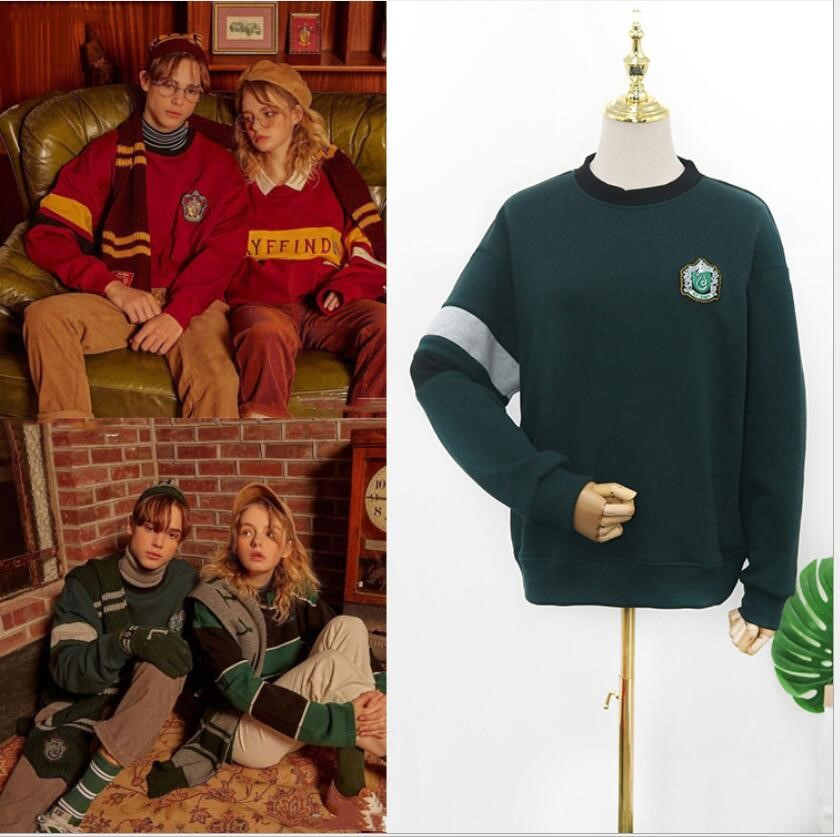Harri Potter Cosplay Hoodies Chandail Costume Chandail Chaud Cos Halloween De Mode Fit Figure Fans Collection Costume Drop Ship
