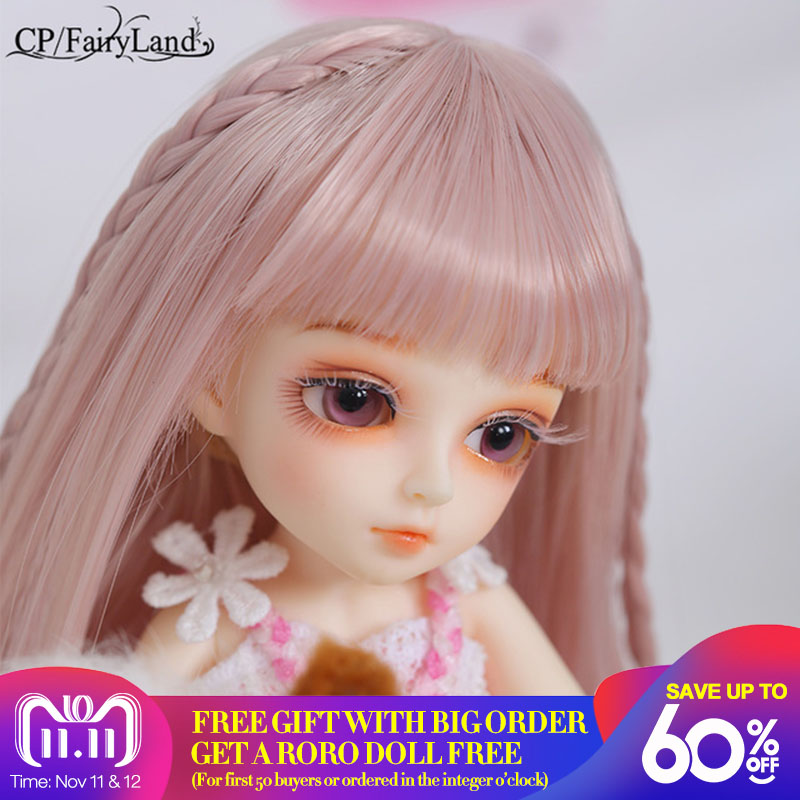 Fairyland Pukifee Rin Basic 1/8 bjd sd doll resin figures luts ai yosdkit doll not for sales bb toy baby OUENEIFS кукла bjd fl fairyland feeple moe60 celine bjd sd doll soom luts